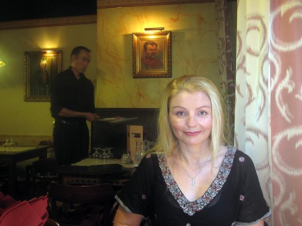 Ravintolla Cellan ruokasali