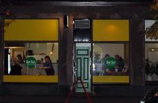 Kasvisravintola Soi Soi sijaitsee Vaasankadulla, Kalliossa.