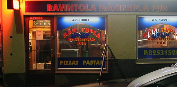 Pizzeria Mäkikupla