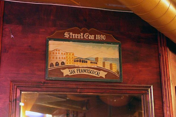 Street Car-taulu San Fransiscosta