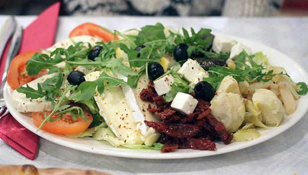 talon salaatti