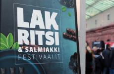 Lakritsi- ja salmiakkifestivaalit olivat 14.-15.11.2015 Wanhassa Satamassa.