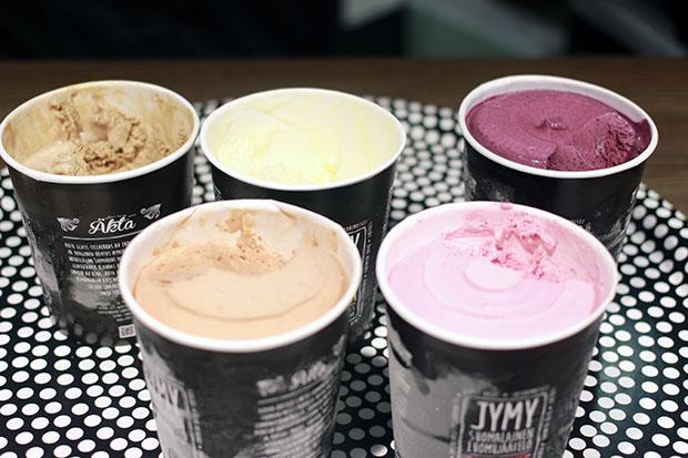 Jymy jäätelö