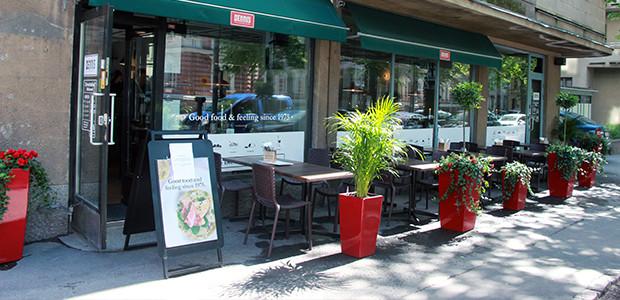 Dennis Bulevardi avautui remontin jälkeen – italialaista kortteliravintolahenkeä