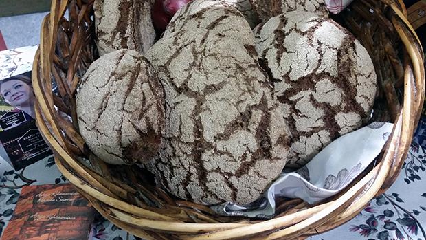 suomalainen ruisleipä